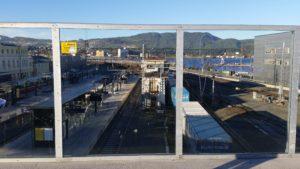 Hovedbanestasjon Trondheim
